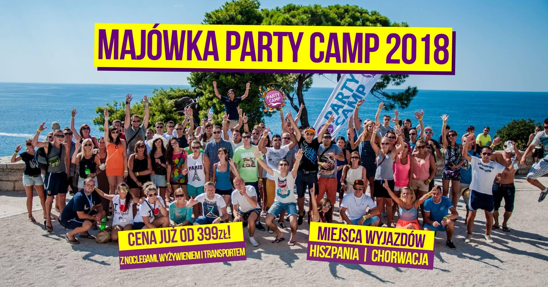 Majówka 2018 Chorwacja i Hiszpania